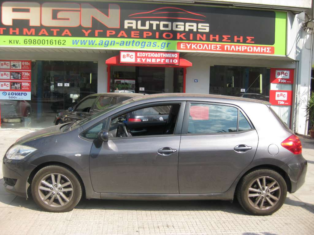 Toyota AURIS 1300cc '09 START-STOP T