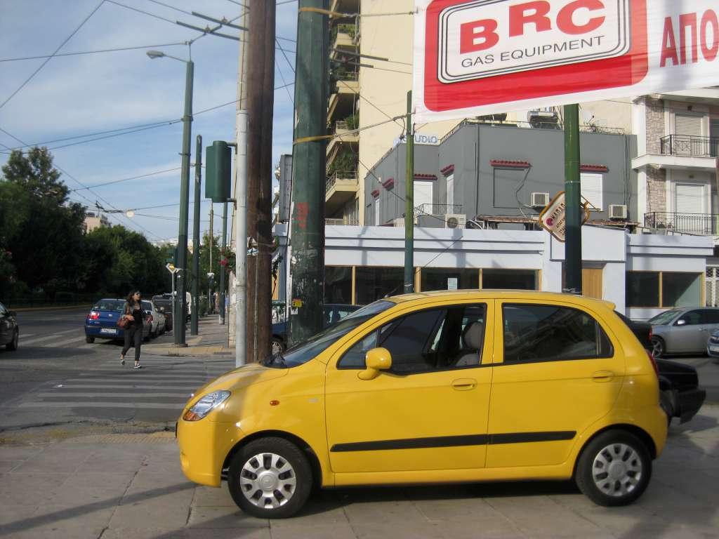 DAEWOO MATIZ 1000cc '07 ME BRC S32 32ΛΤ
