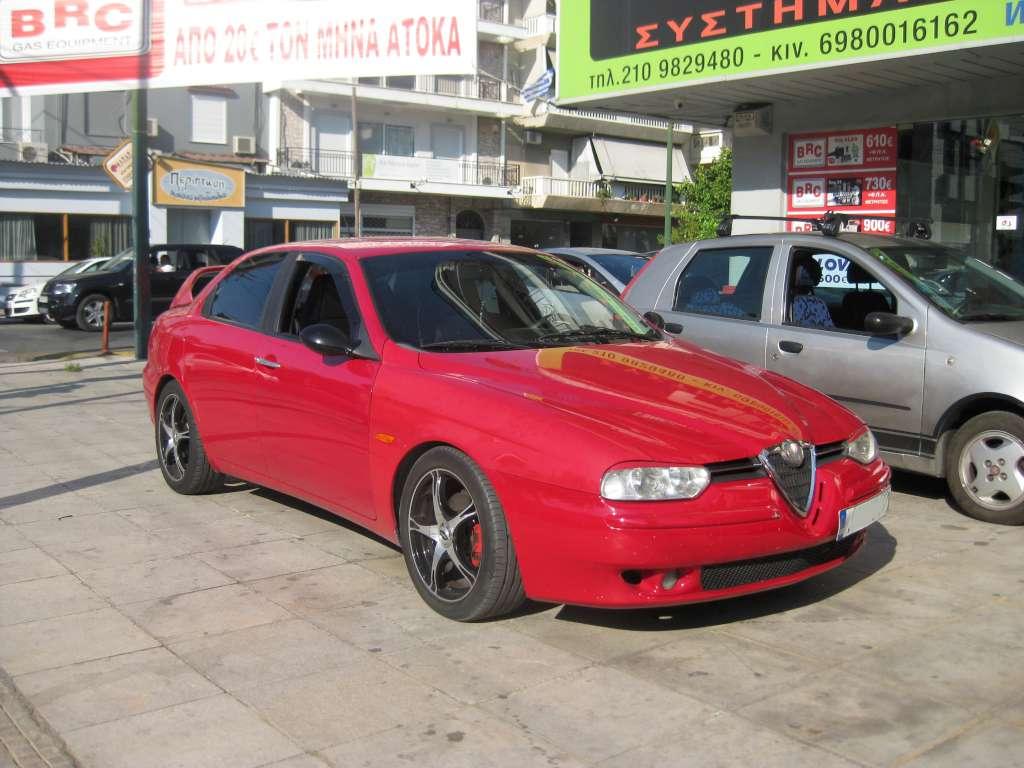 ALFA ROMEO 156 2000cc '02 ME BRC S32 48ΛΤ