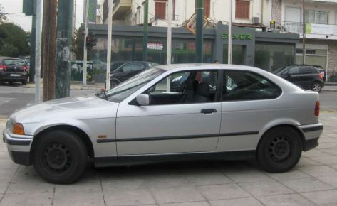 BMW 316 compact 1600cc '99 ME BRC 50ΛΤ