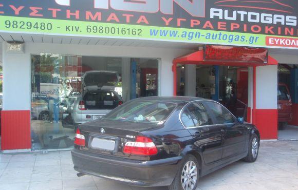 BMW 3 series, 316 E46 1600cc, '04 ME BRC 53LT