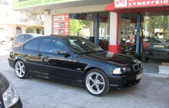 BMW 318 CI VALVETRONIC 2000 '01 ME BRC P&D 63ΛΤ