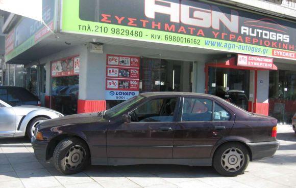 BMW 318 IS 1800cc '93 ΜΕ BRC 62LT