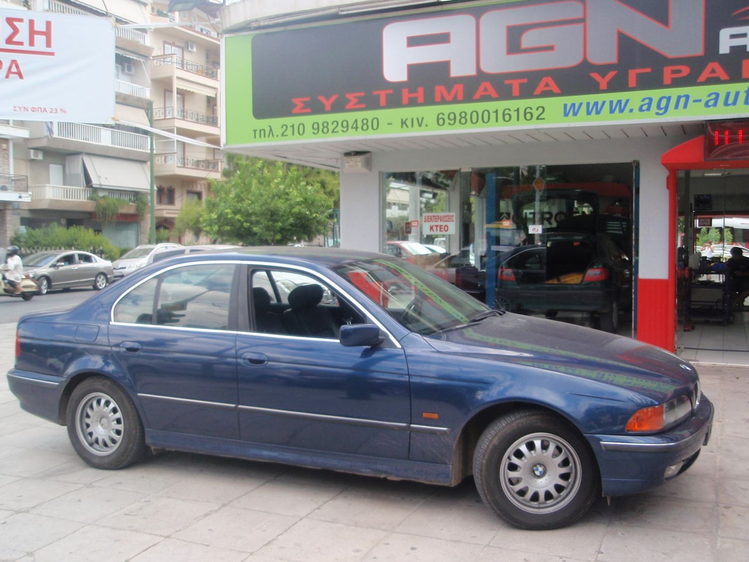 BMW 520 I 2000cc, 1997 ME BRC P&D 60LT