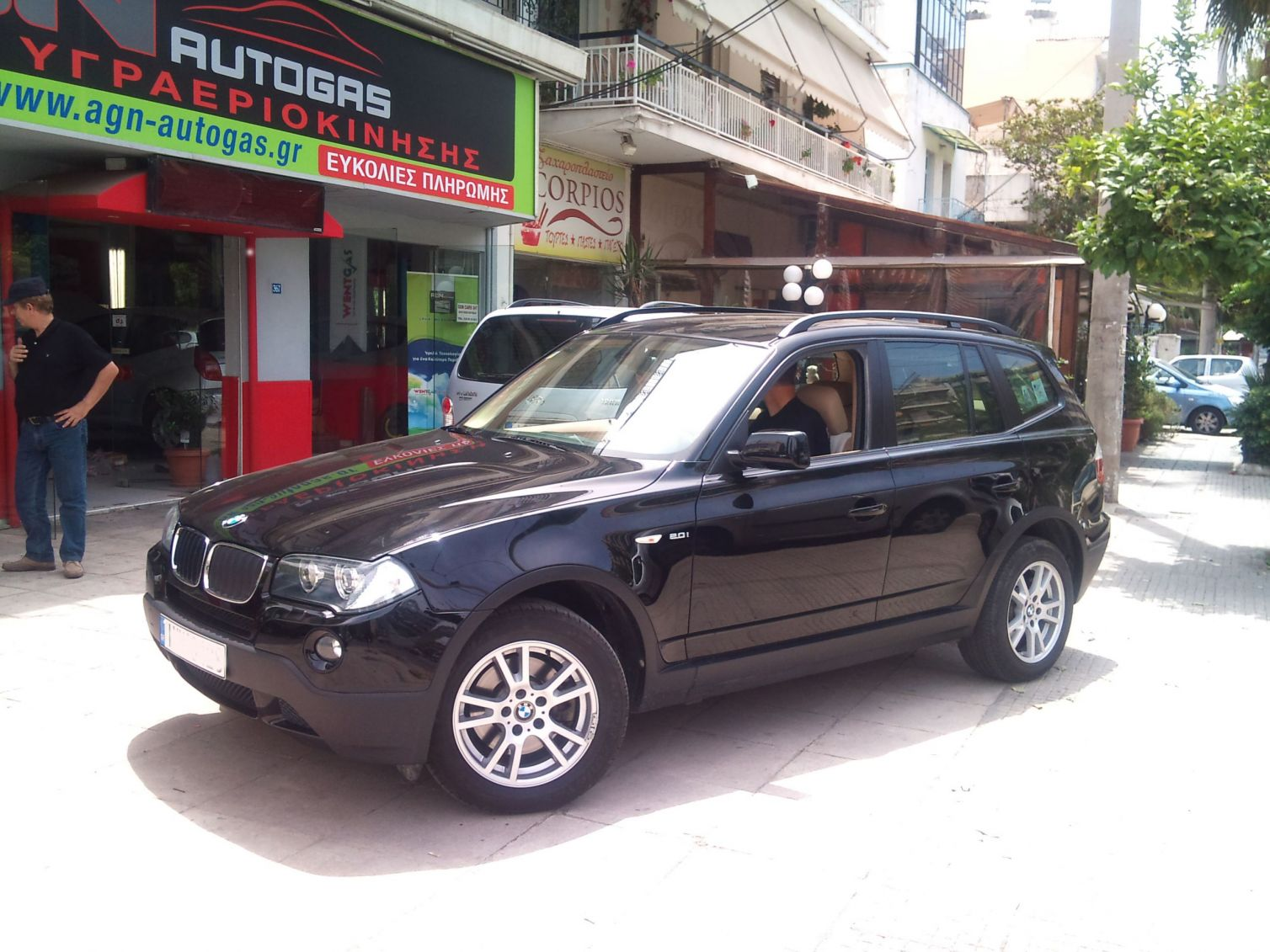 BMW X3 2000cc '07 ME BRC P&D 60ΛΤ