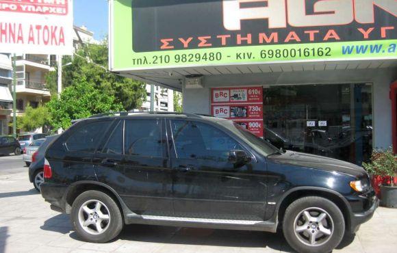 BMW X5 4400cc '04 ME BRC P&D 75ΛΤ