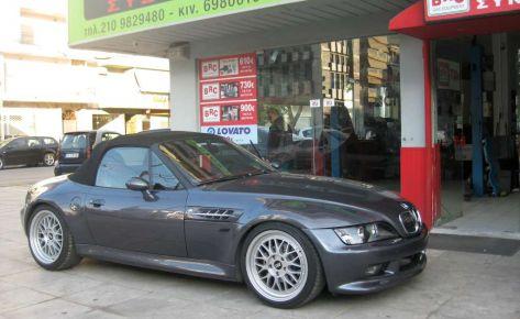 BMW Z3 2000cc '07 (6KYΛΙΝΔΡΟ) ΜΕ BRC