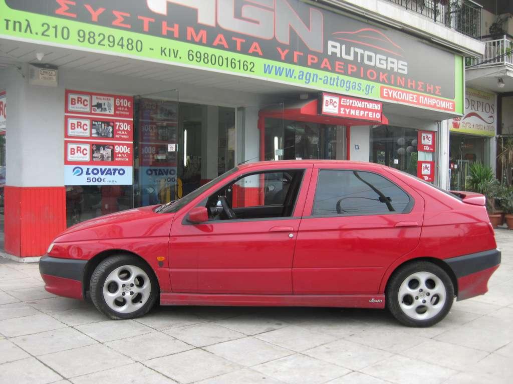 ALFA ROMEO 146 1400cc '98 ME BRC 42LT