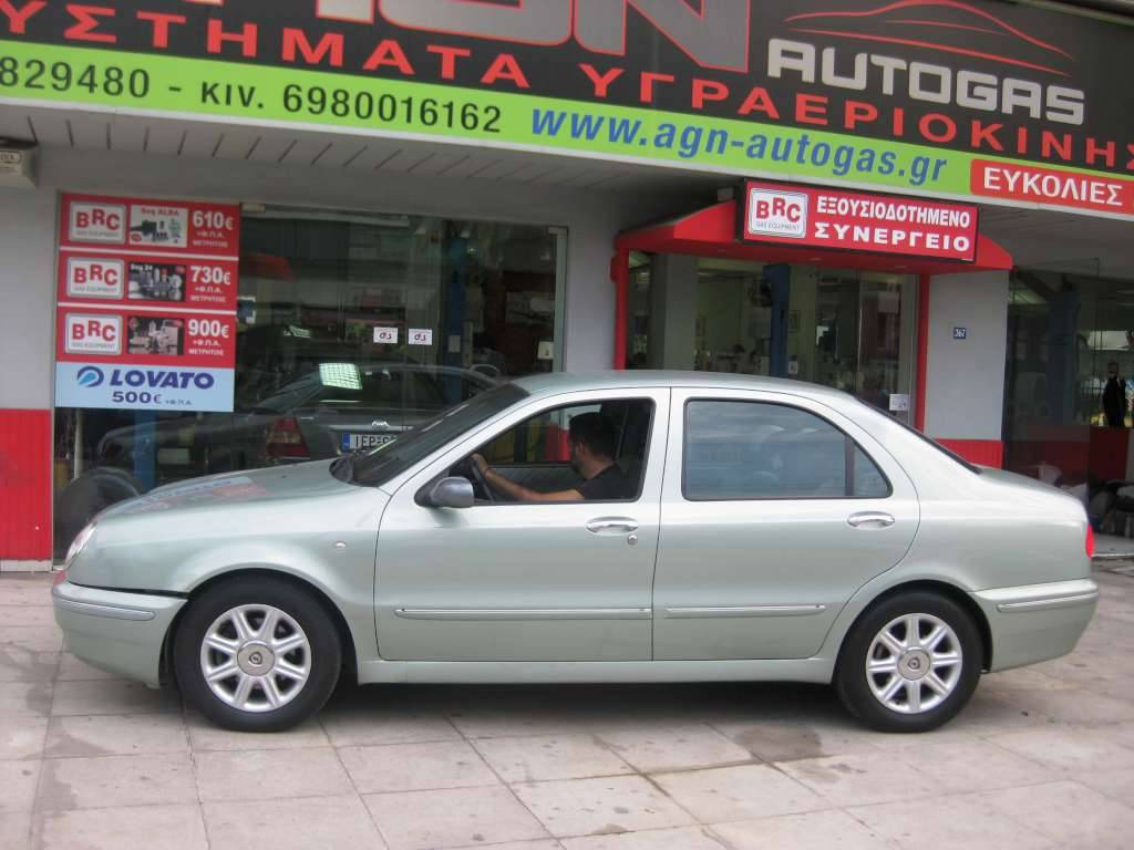 FIAT LANCIA LYBRA 1600cc '00 ME BRC 51ΛΤ