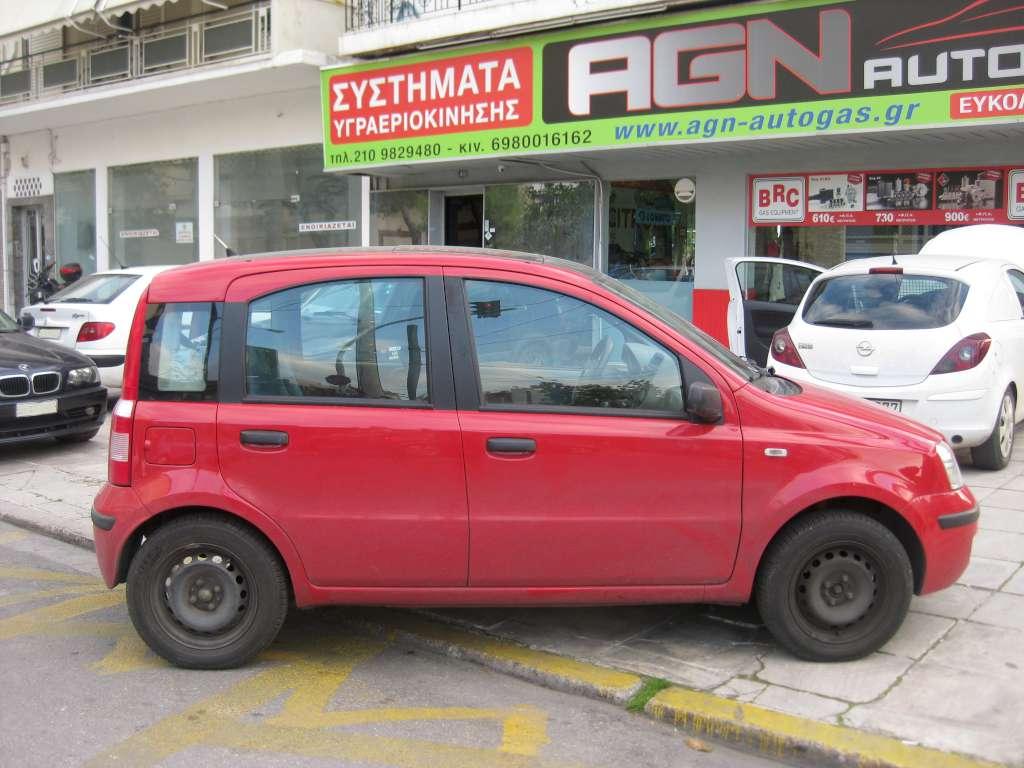 FIAT PANTA 1200 '05 ME BRC 42lt