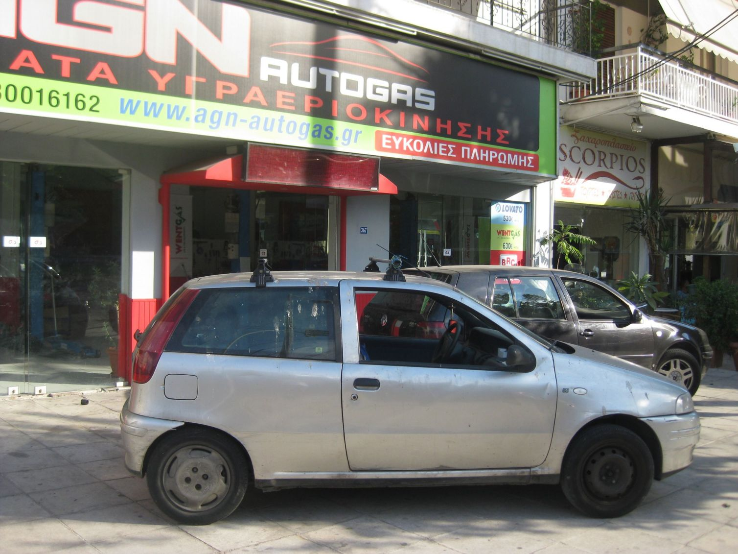 FIAT PUNTO 55 1100cc '97 MONOY ΨΕΚΑΣΜΟΥ ΜΕ BRC 47LT