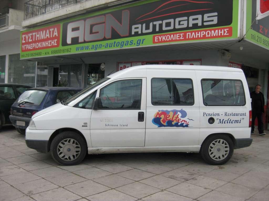 FIAT SCUDO 2000cc '02 ME BRC S32