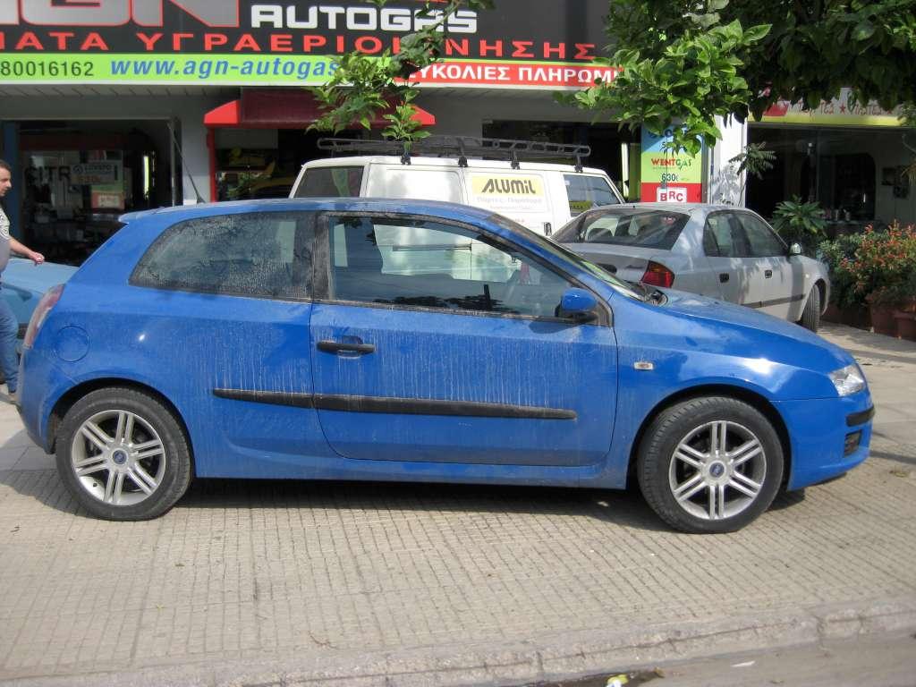 FIAT STILO 1400cc '04 ΜΕ BRC S32 48lt