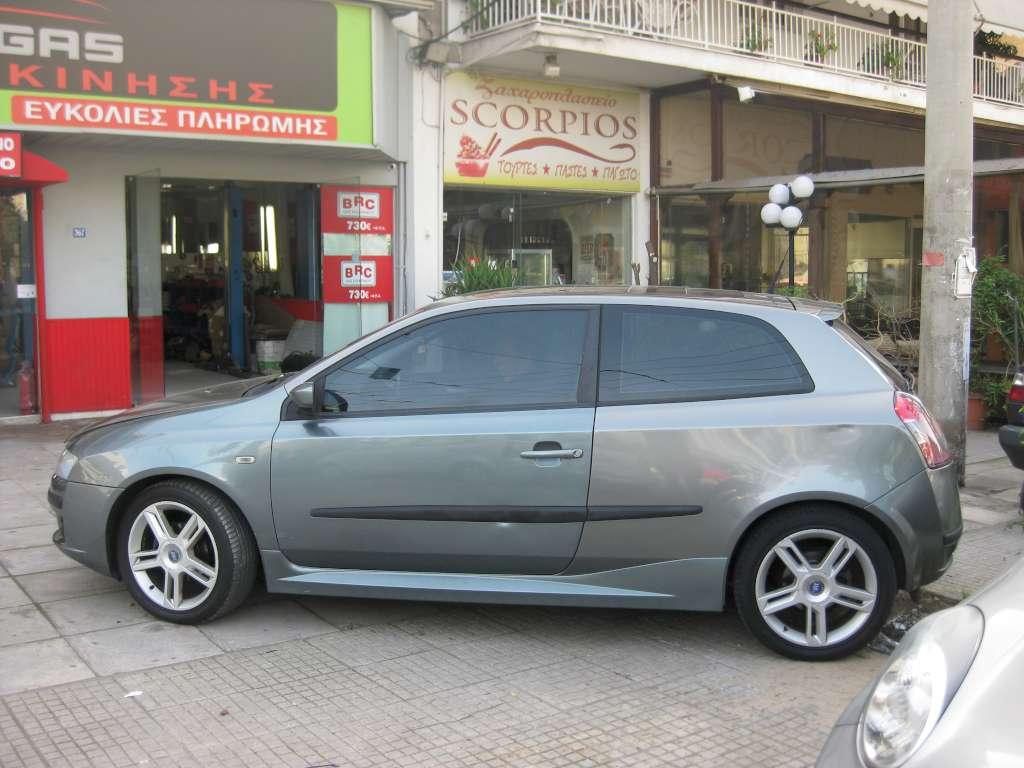 FIAT STILO 1600cc '05 ME BRC 63LT