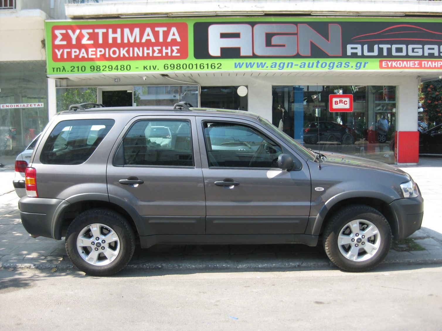 FORD MAVERICK 2300cc '06 ME BRC P&D Ε/63ΛΤ