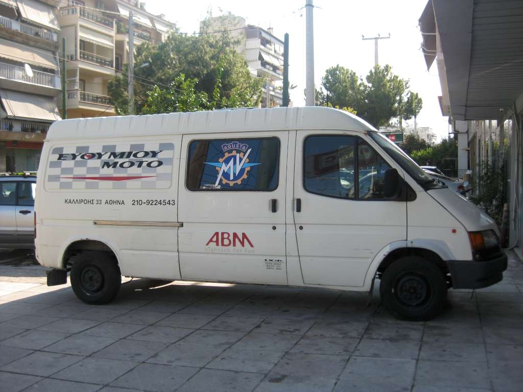 FORD TRANSIT 2000cc '93 FULL GROUP ME ZANARDI 90ΛΤ