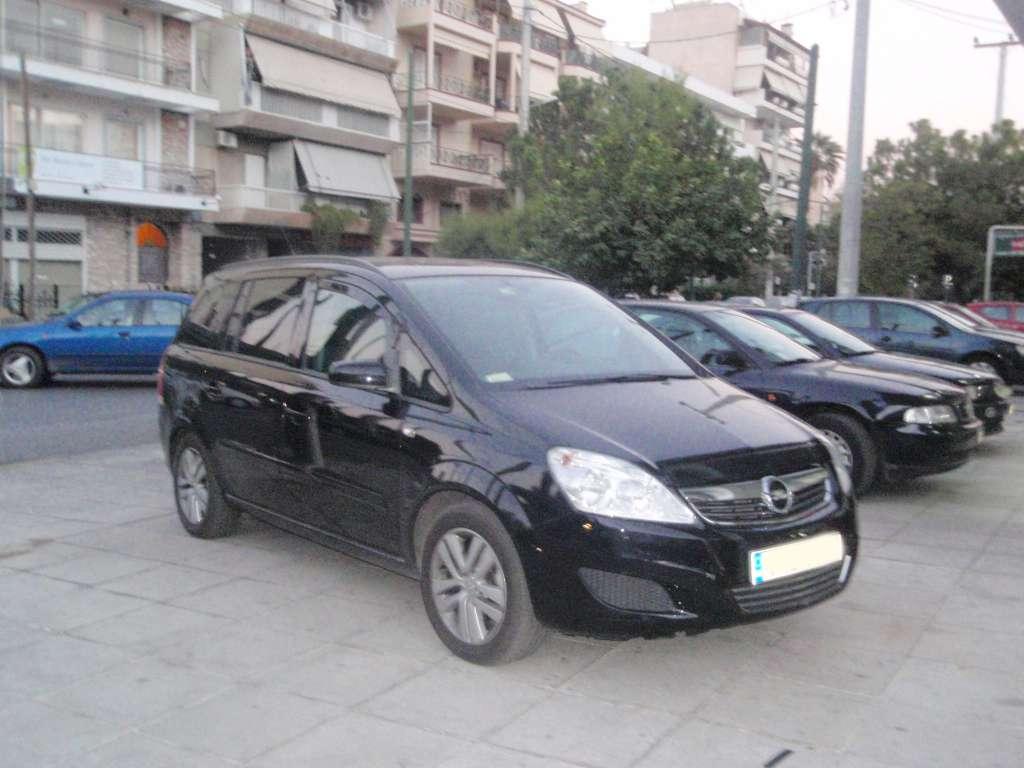 OPEL ZAFIRA 1600cc '09 ME BRC ME ΔΕΞ. 48LT ΕΞ