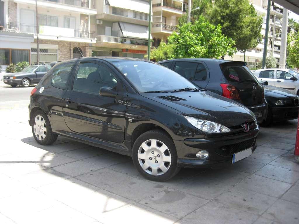 PEUGEOT 206 1600cc '06 ME BRC S32 & ΔΕΞ. 35ΛΤ ΕΞ.