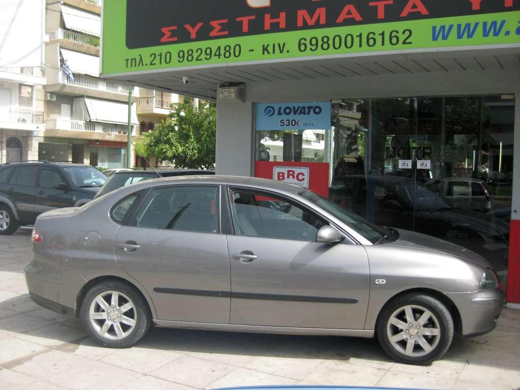 SEAT CORDOBA 1400cc '05 ME BRC 48ΛΤ