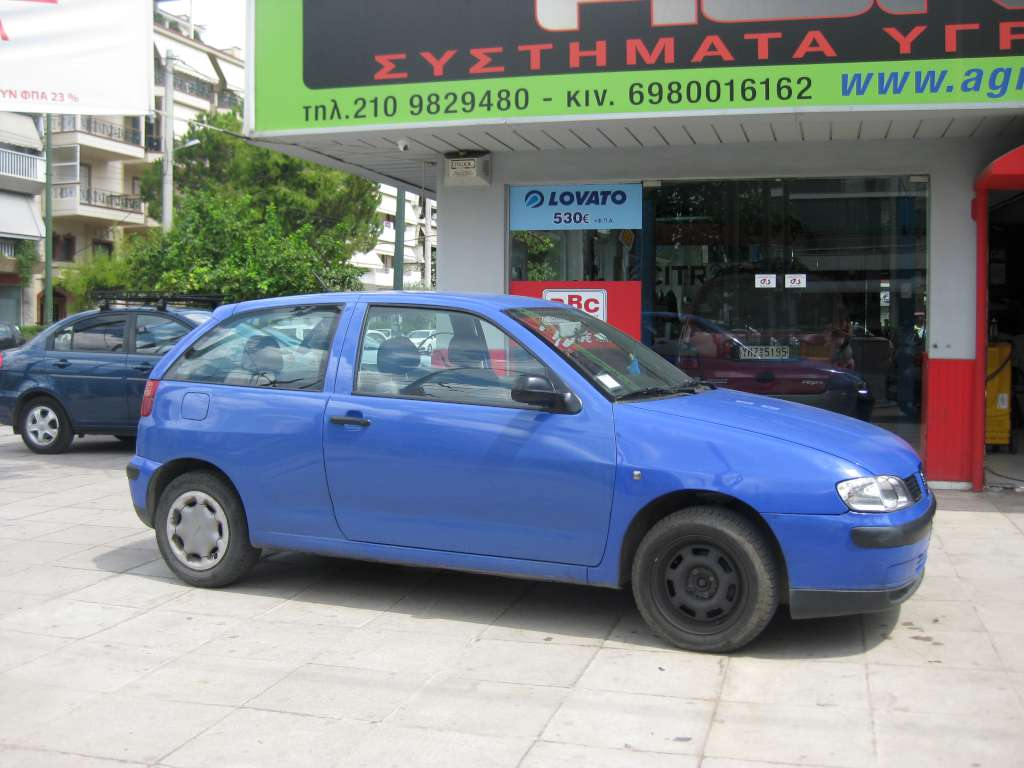 SEAT IBIZA 1000cc '02 ME BRC 35ΛΤ