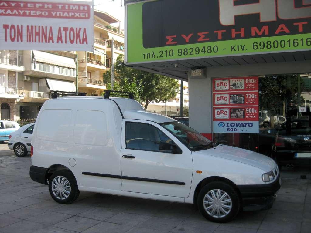 SEAT INCA 1400cc '01 ME BRC S32 40LT