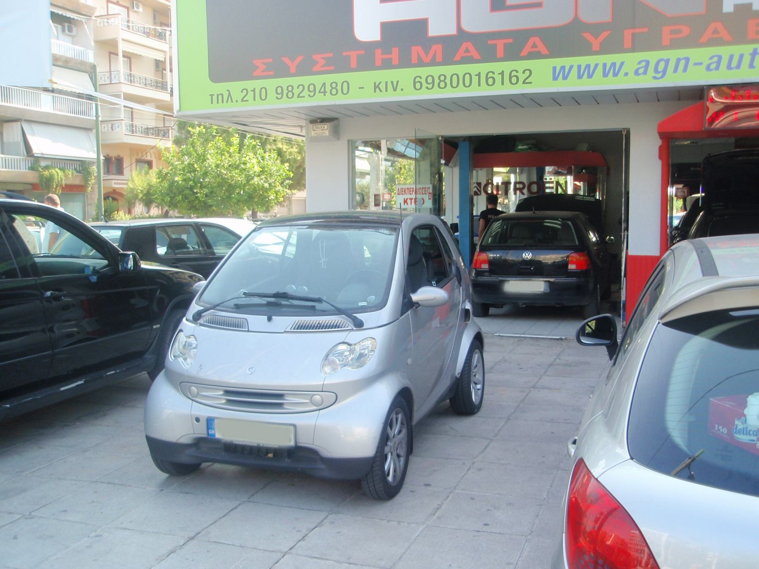 SMART FORTWO COUPE 700cc '08 ME BRC 40LT