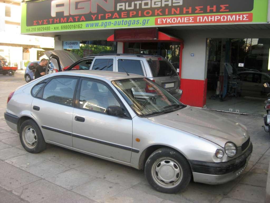 TOYOTA COROLLA 1300cc '99 ME BRC 42LT