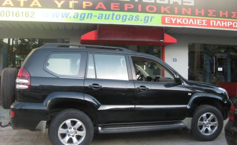 TOYOTA LAND CRUISER 4000cc '05 ME BRC P&D 90ΛΤ
