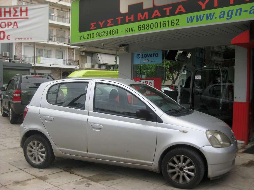 TOYOTA YARIS 1300cc '02 me BRC P&D 38LT