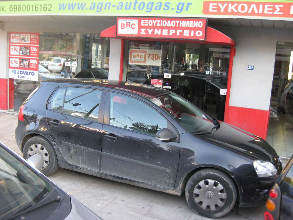 VW GOLF 1400cc '07 ME BRC S32 48ΛΤ