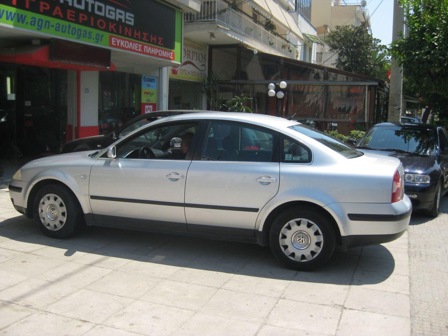 VW PASSAT 1600cc '02 ME BRC 52LT