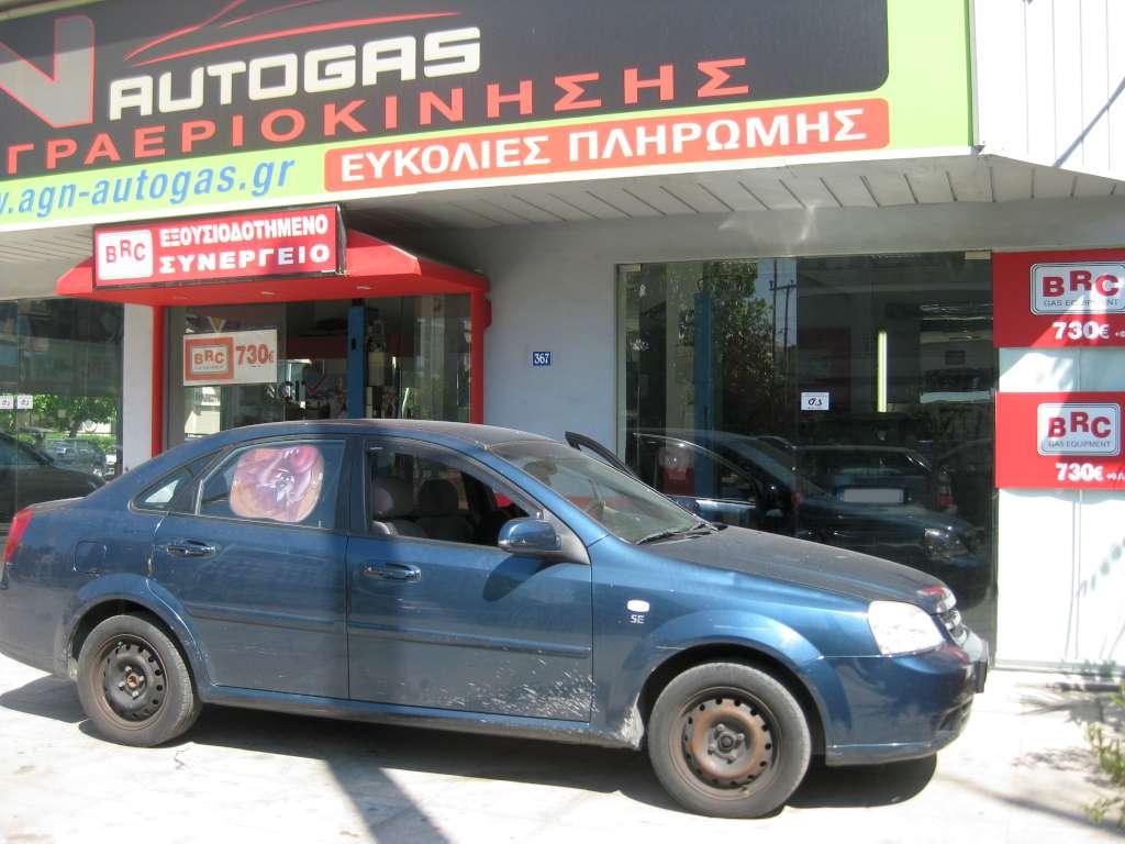 VW POLO 1400cc '02 ME BRC 48LT