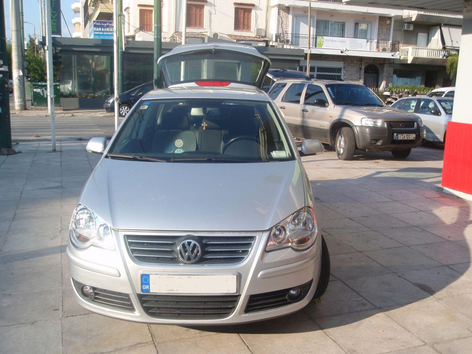 VW POLO 1400cc, 9N3 2005 ME BRC 43LT