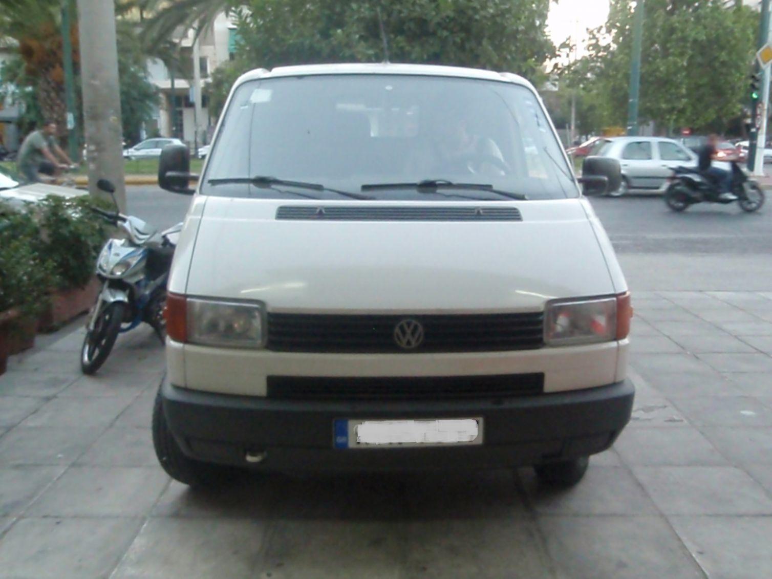 VW TRANSPORTER 2000cc, 2000 ME BRC 90LT
